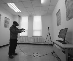 长春大学建VR实验室 提高学生消防安全意识