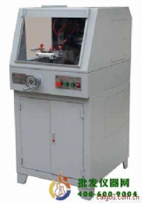 金相试样切割机(100*100mm)立式低噪音防水电机