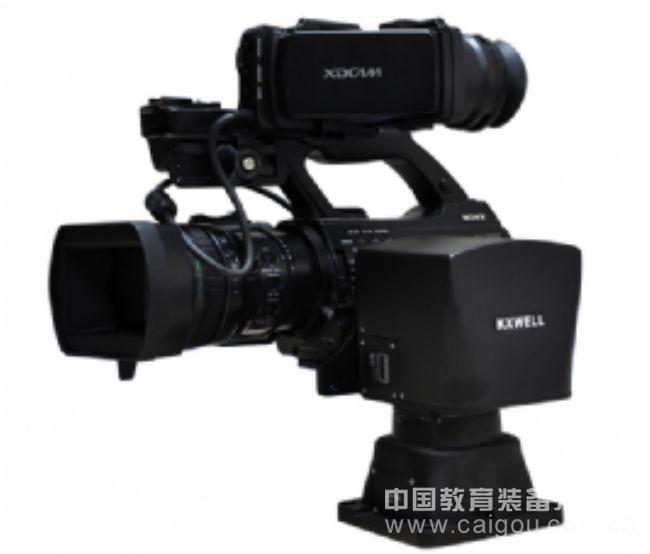 廣播級遙控云臺 — 精品錄課、校園電視臺、索尼PMW-300K1攝像機遙控云臺