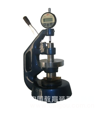 瓦楞纸板厚度测定仪/纸板厚度测定仪