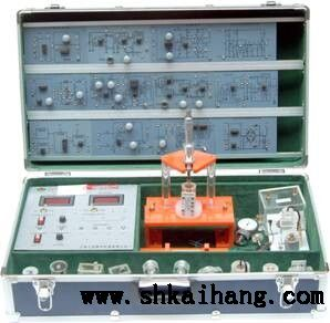 KH-812A檢測與轉換(傳感器)技術實驗箱(12種傳感器)