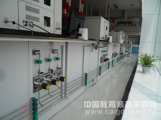 大安市实验室气路规划