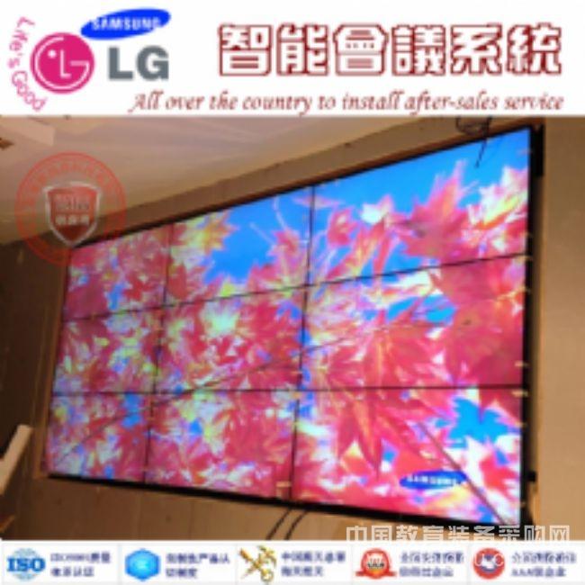 湖北BC46AA-03液晶拼接屏博慈46寸液晶拼接屏成功入驻湖北省武汉