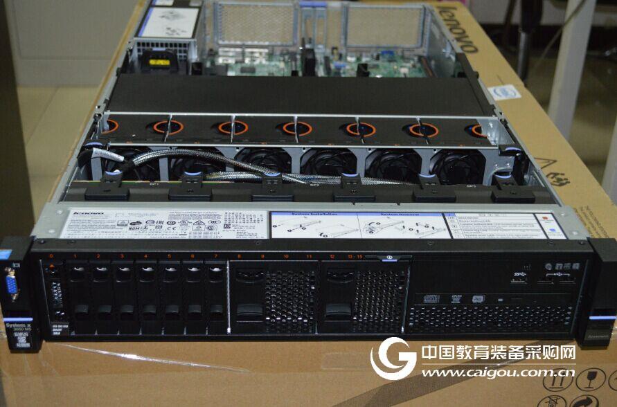 """IBM机架服务器System x3650M5 8871I05 E5-2603V4 16G 300G 2.5"""""""