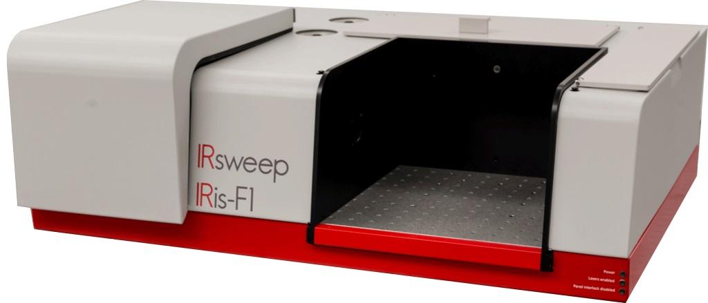 微秒级时间分辨超灵敏红外光谱仪