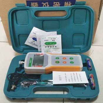 PHB-4微機便攜式pH計_便攜式酸度計