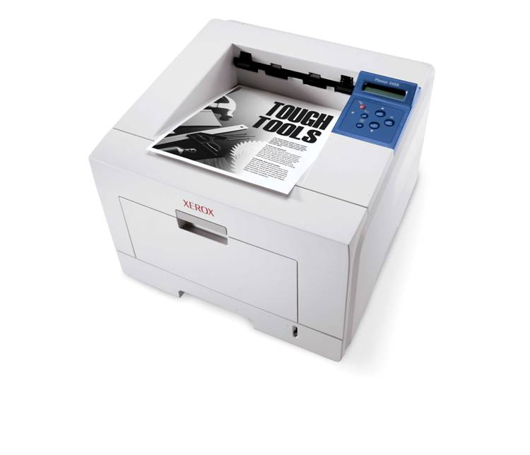 黑白激光打印機Phaser 3428D