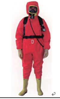 国产0.5铅当量/L尺码 前身单面防护衣