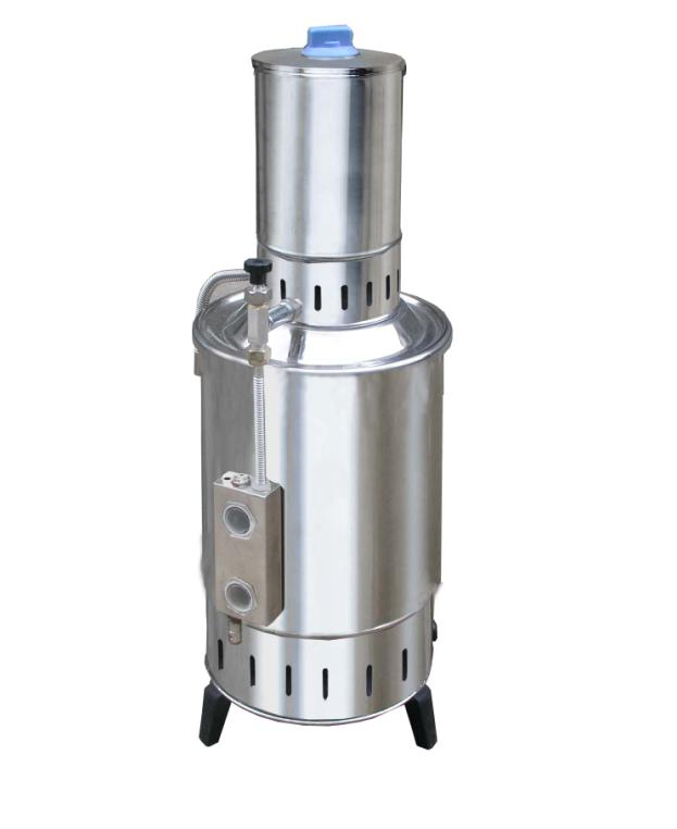10升不锈钢电热蒸馏水器