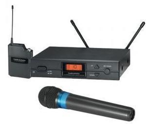 铁三角 无线手持话筒ATW-2120