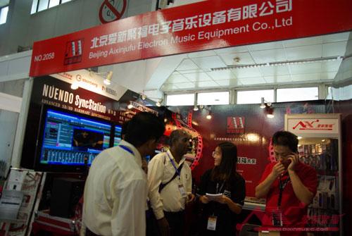 北京爱新聚福亮相BIRTV 2011展会