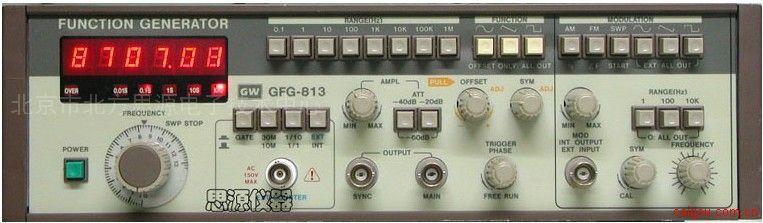 GFG-813 二手多功能函数信号发生器