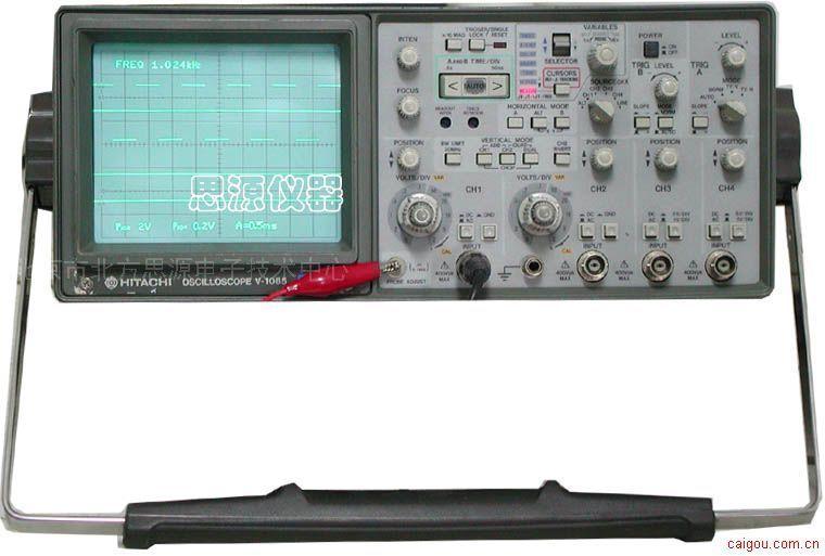 二手示波器 V-1085 日本日立