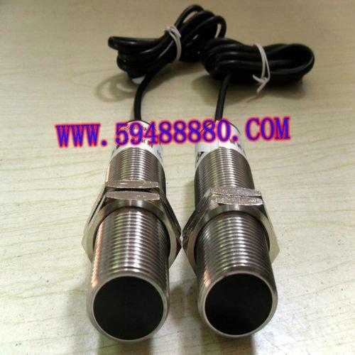 超声波传感器/超声波测距传感器/超声波距离传感器(1m线缆) 型号:HJYT-BEF1501
