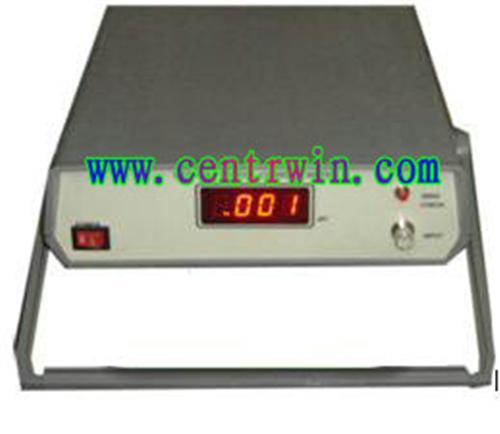 数字电量表/数字电荷量表(带高压放电棒) 型号:BYL2/EST112A