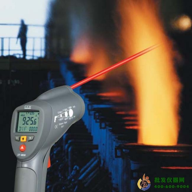 红外测温仪DT-8858