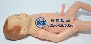 儿童气管切开护理模型