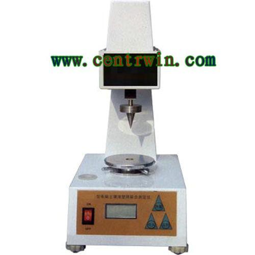 电脑土壤液塑限联合测定仪 型号:CHKTYS-3