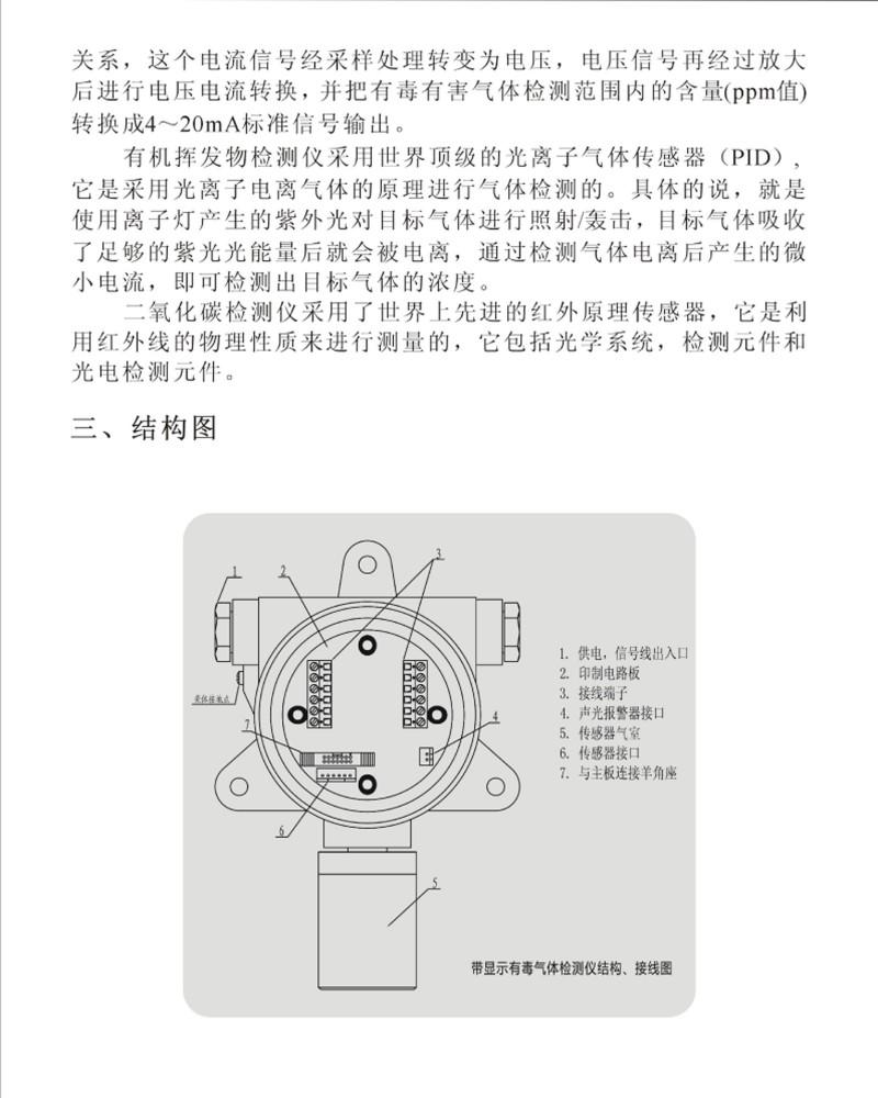 固定式甲胺检测仪|甲胺分析仪|在线式甲胺报警器