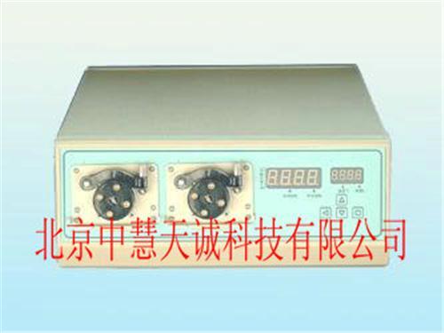 在线葡萄糖浓度检测流加控制仪 型号:SBFC-2010