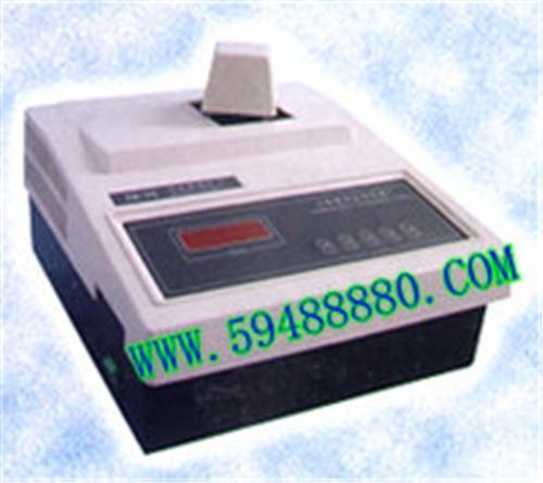 教学实验专用冰点渗透压计 型号:DJUFM-9X