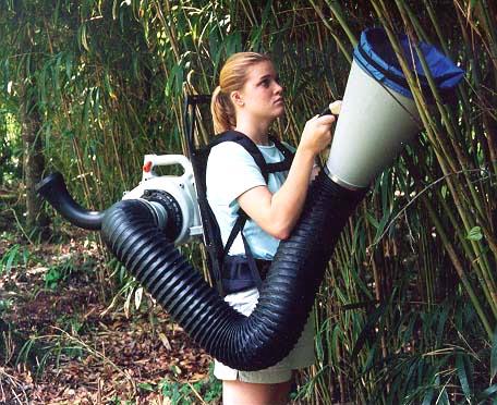 1612农业背包式2冲程吸气昆虫采样器