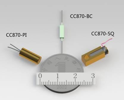 CC870系列渗碳陶瓷温度计