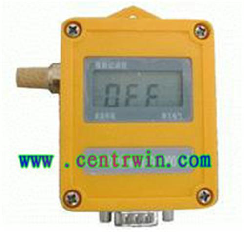 湿度记录仪(液晶单路) 型号:HDYZDR-12