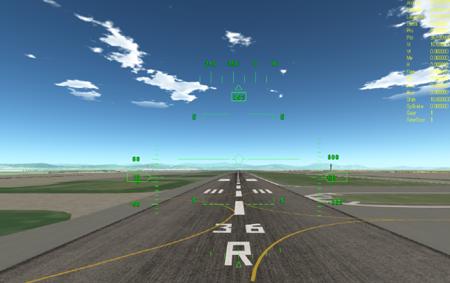 通用飞机模拟器