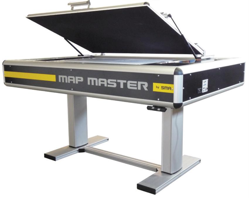 Map Master A0幅面平板扫描仪
