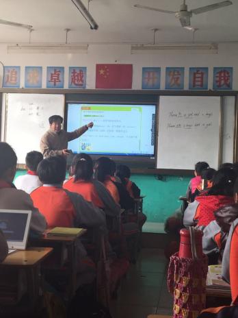 泰安:一位村小校长的教育信息化成功实验