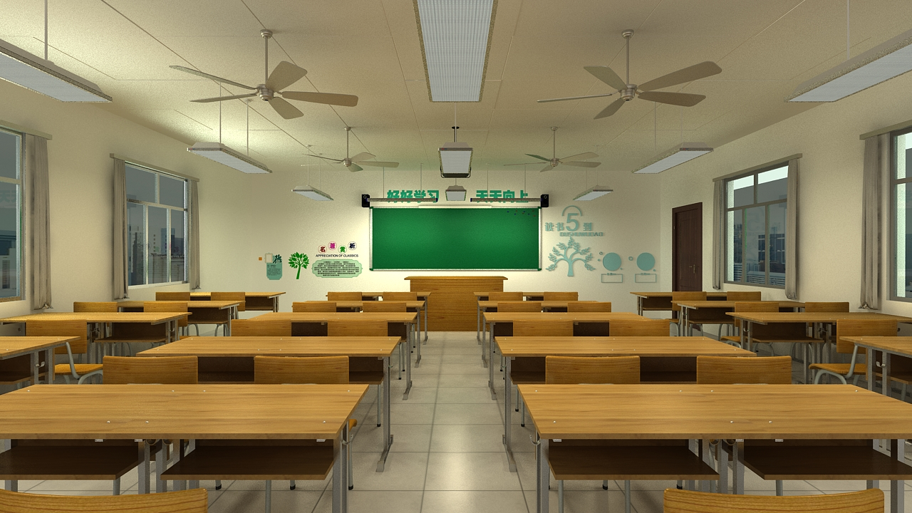 教室照明重點看哪些技術標準