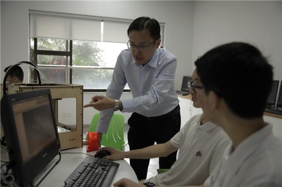 """[上海浦東]進才中學:創新平安彩票官方网 為""""科藝特色""""添亮"""