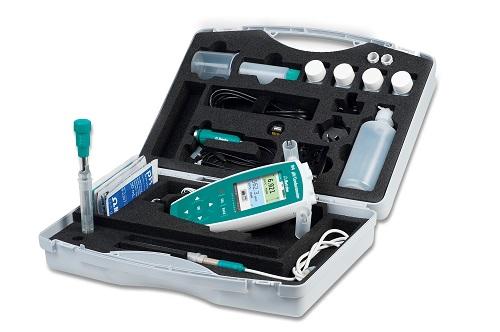 瑞士万通产品全面应对国家地表水水质自动监测站比对测试