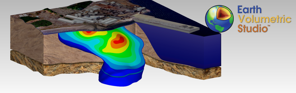 EVS(Earth Volumetric Studio)软件在环境及生态方面的应用