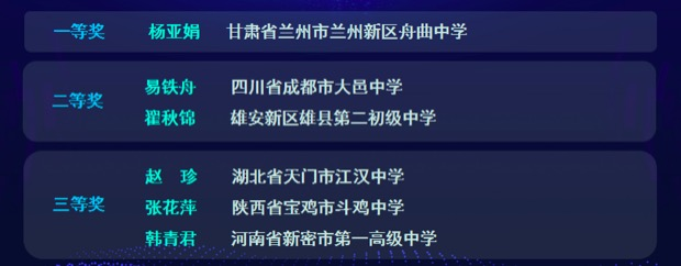 """信息化教學""""巨星""""誕生 第三屆""""101創新杯""""優課大賽頒獎"""